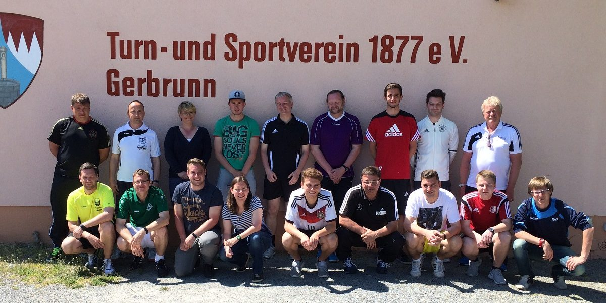 Trainerlehrgange Tsv Gerbrunn