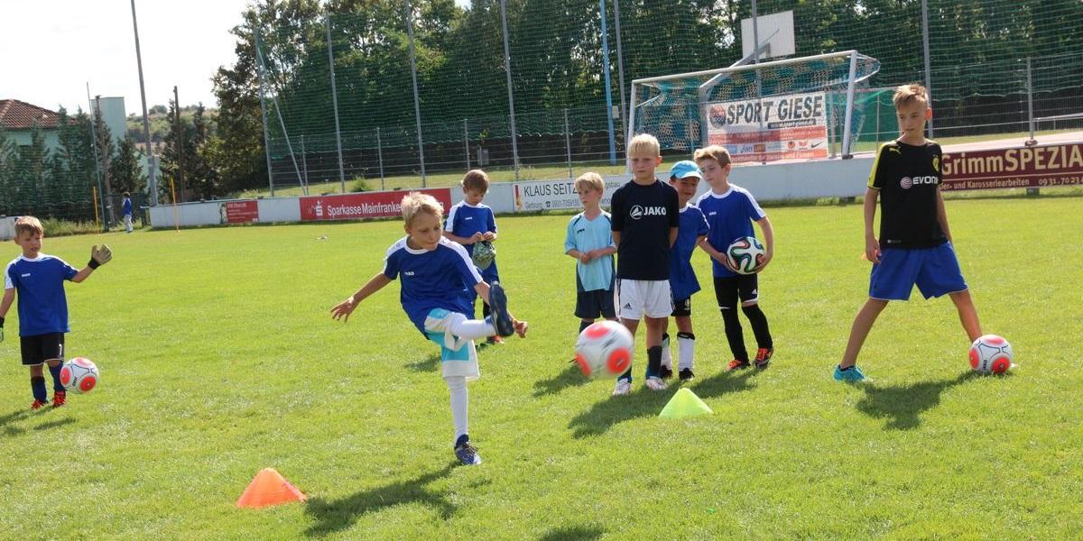 E Center Popp Fussball Camp Tsv Gerbrunn